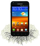 Galaxy SII root gingerbread