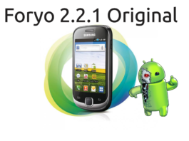 ROM Galaxy Fit S5670 - Foryo 2.2.1 Original