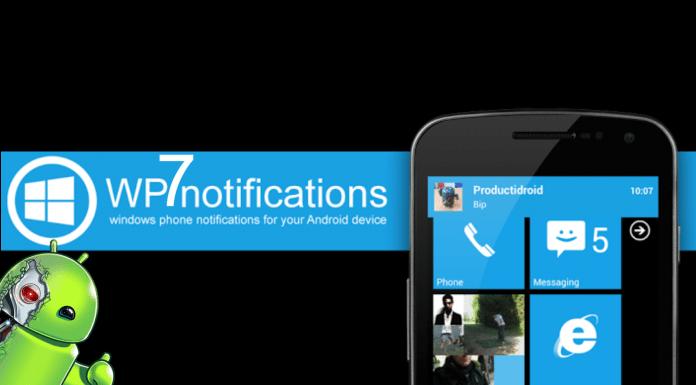 WP7 Notifications Plus APK