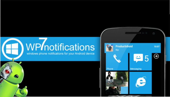 WP7 Notifications Plus APK