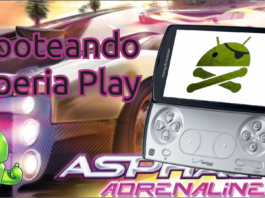 Rooteando o Sony Ericsson Xperia Play