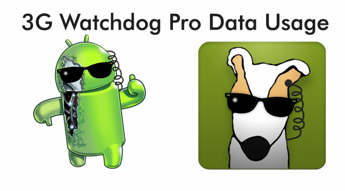 3G Watchdog Pro Data Usage APK