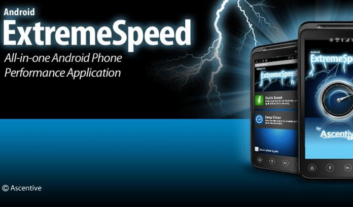 Extreme Speed
