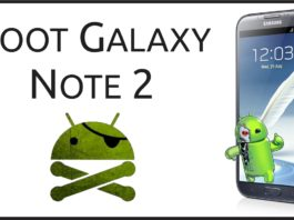 Root Galaxy Note 2