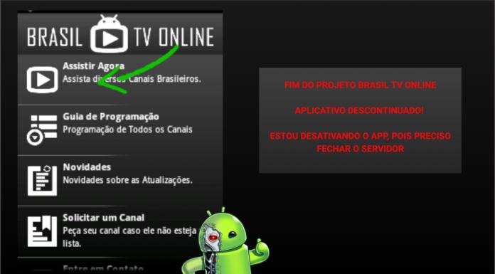 Brasil TV Online apk