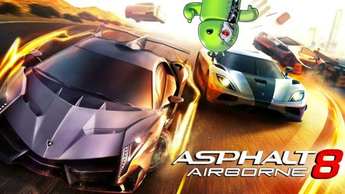 Asphalt 8 Airborne apk mod
