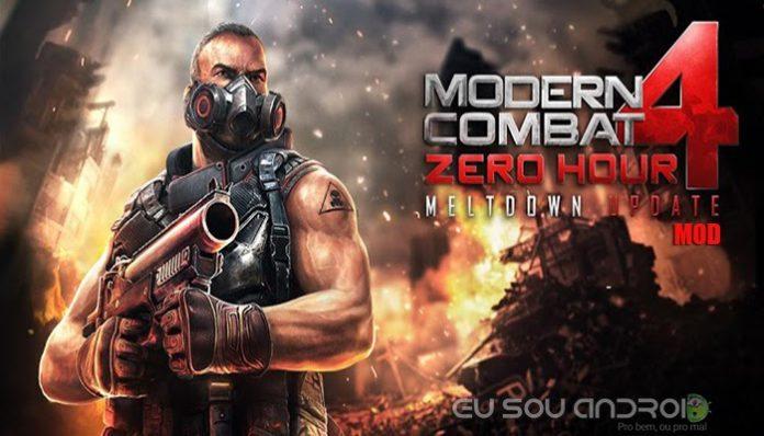 Modern Combat 4 Zero Hour MOD