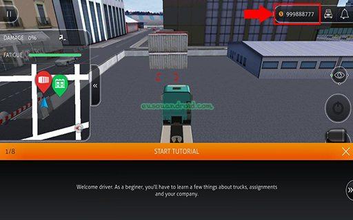 Truck Simulator PRO 2016 MOD 01 v1.6