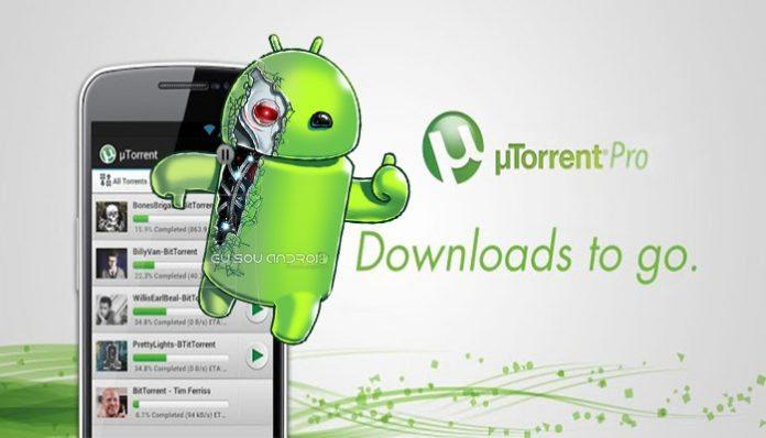 descargar utorrent pro apk gratis