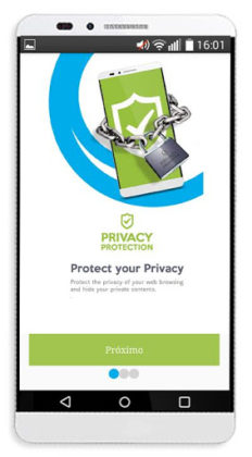 Privacy App Browser