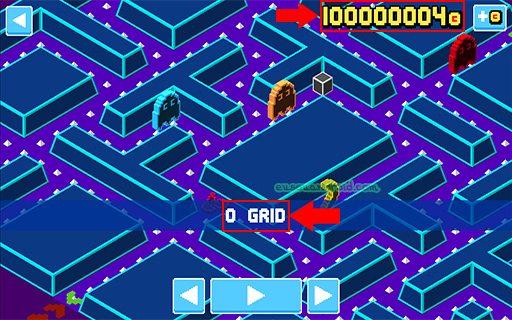 PAC-MAN 256 Endless Maze MOD 02 v2.0.2