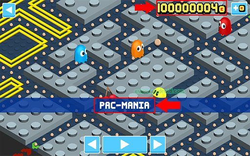 PAC-MAN 256 Endless Maze MOD 09 v2.0.2