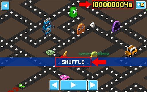 PAC-MAN 256 Endless Maze MOD 10 v2.0.2