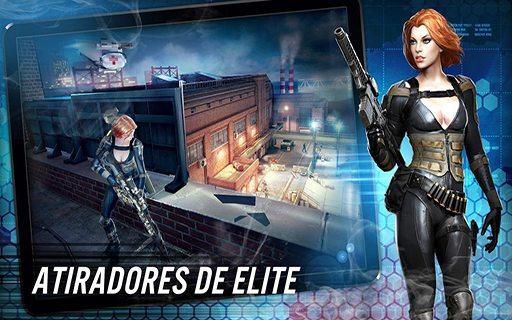 Contract Killer Sniper 01