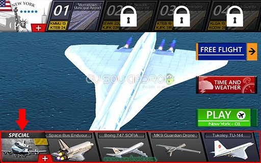 Flight Simulator X 2016 Air HD MOD 01