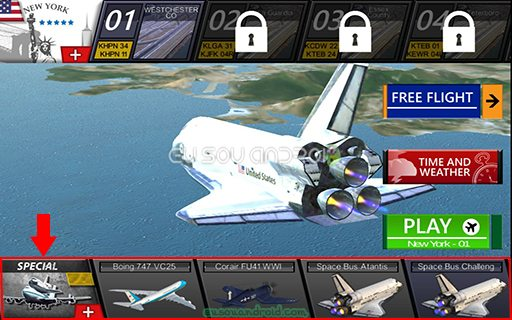 Flight Simulator X 2016 Air HD MOD 02