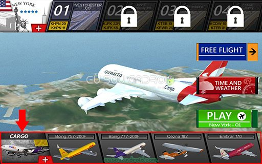 Flight Simulator X 2016 Air HD MOD 03
