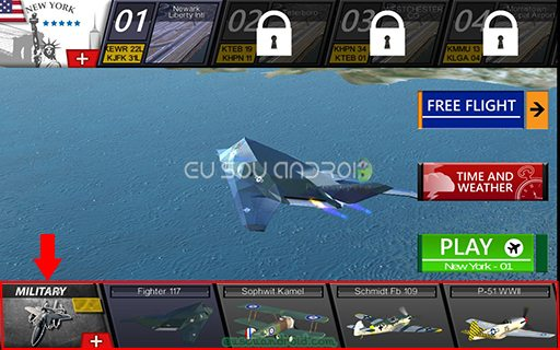 Flight Simulator X 2016 Air HD MOD 04