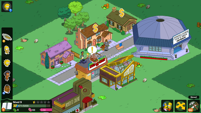 The Simpsons Tapped Out Mega Hack 2
