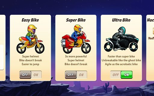 Bike Race Pro MOD 12 v6.5