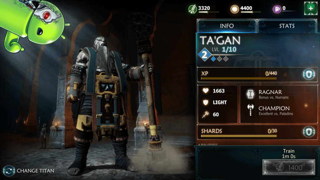 Dawn of Titans MOD APK Torrent