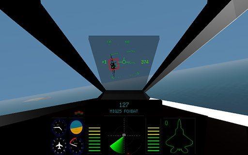 Flight Pilote Pro 01