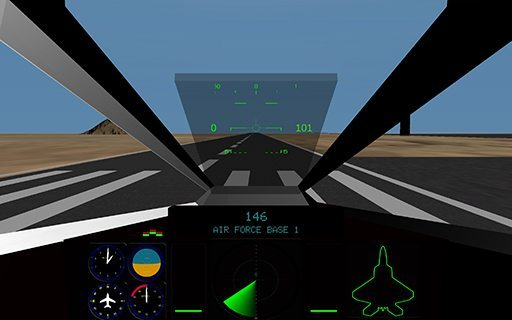 Flight Pilote Pro 02