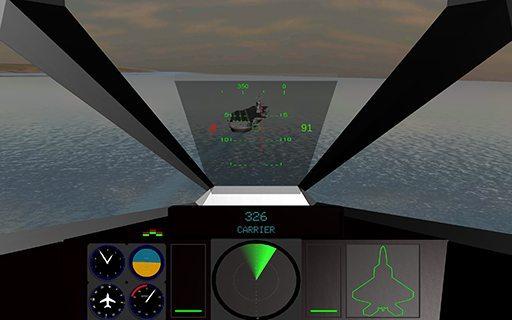 Flight Pilote Pro 03