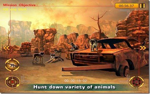Hunter 3D 03