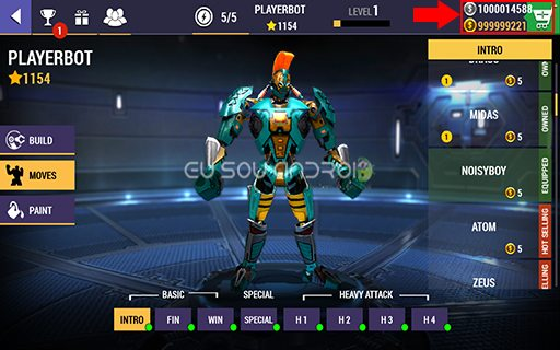 Real Steel Boxing Champions v1.0.261 MOD 01