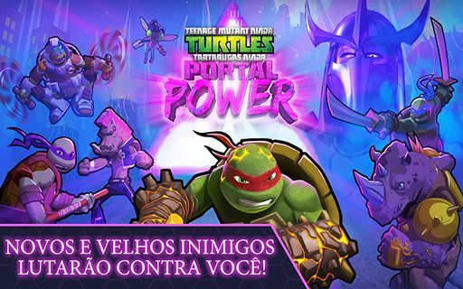 Teenage Mutant Ninja Turtles Portal Power 03