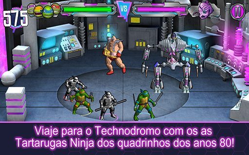 Teenage Mutant Ninja Turtles Portal Power 06