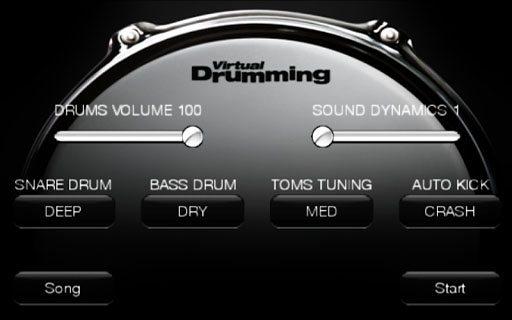 Virtual Drummig2