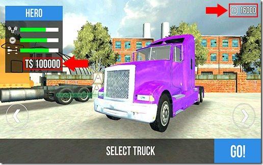 Big Truck Hero MOD 01 v1.32