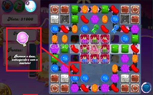 Candy Crush Saga MOD 03 v1.76.1.1
