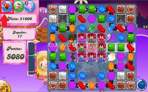 Candy Crush Saga MOD 06 v1.76.1.1