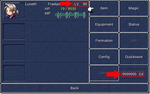 Fianl Fantasy III MOD 01 v1.2.1