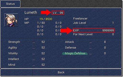 Fianl Fantasy III MOD 02 v1.2.1