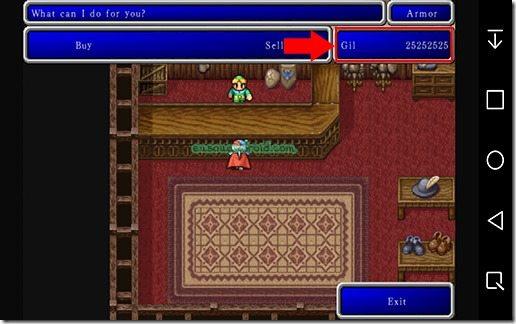 Final Fantasy II MOD 02 v5.00