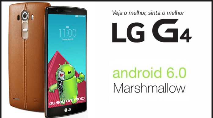 LG G4 H815P ROM Marshmallow 6.0