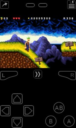 My Boy GBA Emulator 2