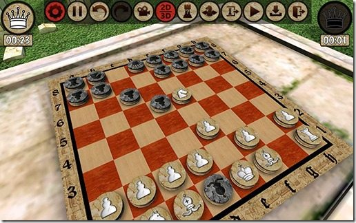 Warrior Chess 01