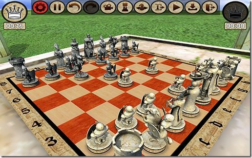 Warrior Chess 03