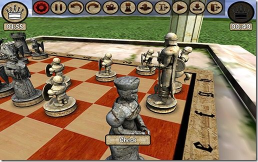 Warrior Chess 05