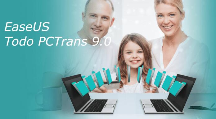 easeus todo pctrans 9.0