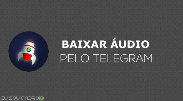 baixar o audio de um video do youtube usando o telegram