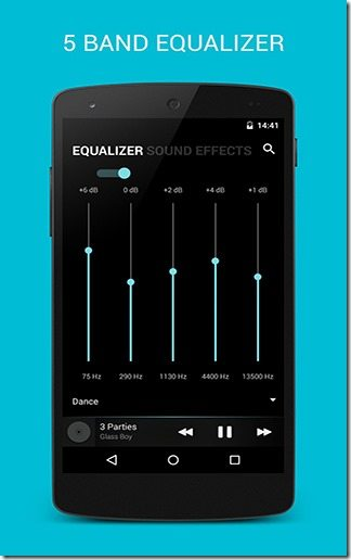 BlackPlayer Music Player 02