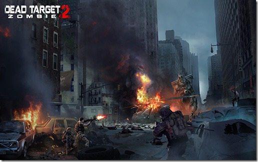 DEAD TARGET Zombie 2 01