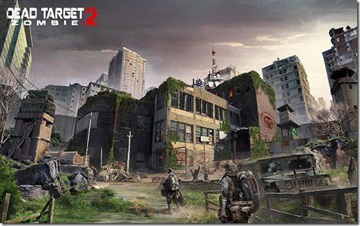 DEAD TARGET Zombie 2 02