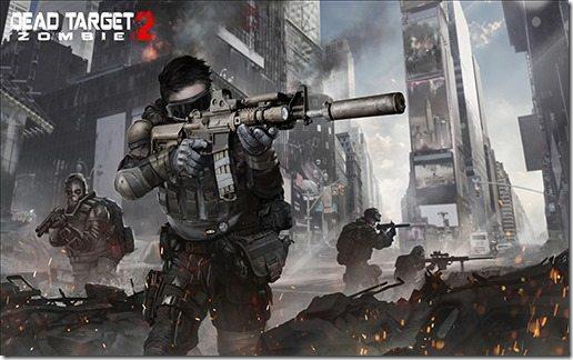 DEAD TARGET Zombie 2 05